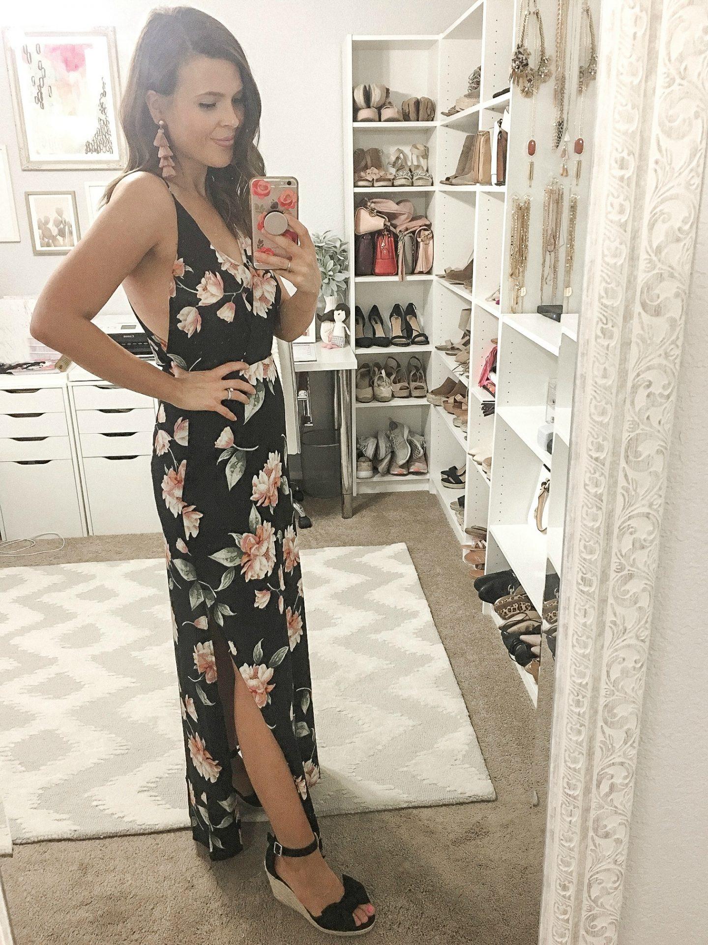 briebemisrearick lush floral maxi dress nordstrom