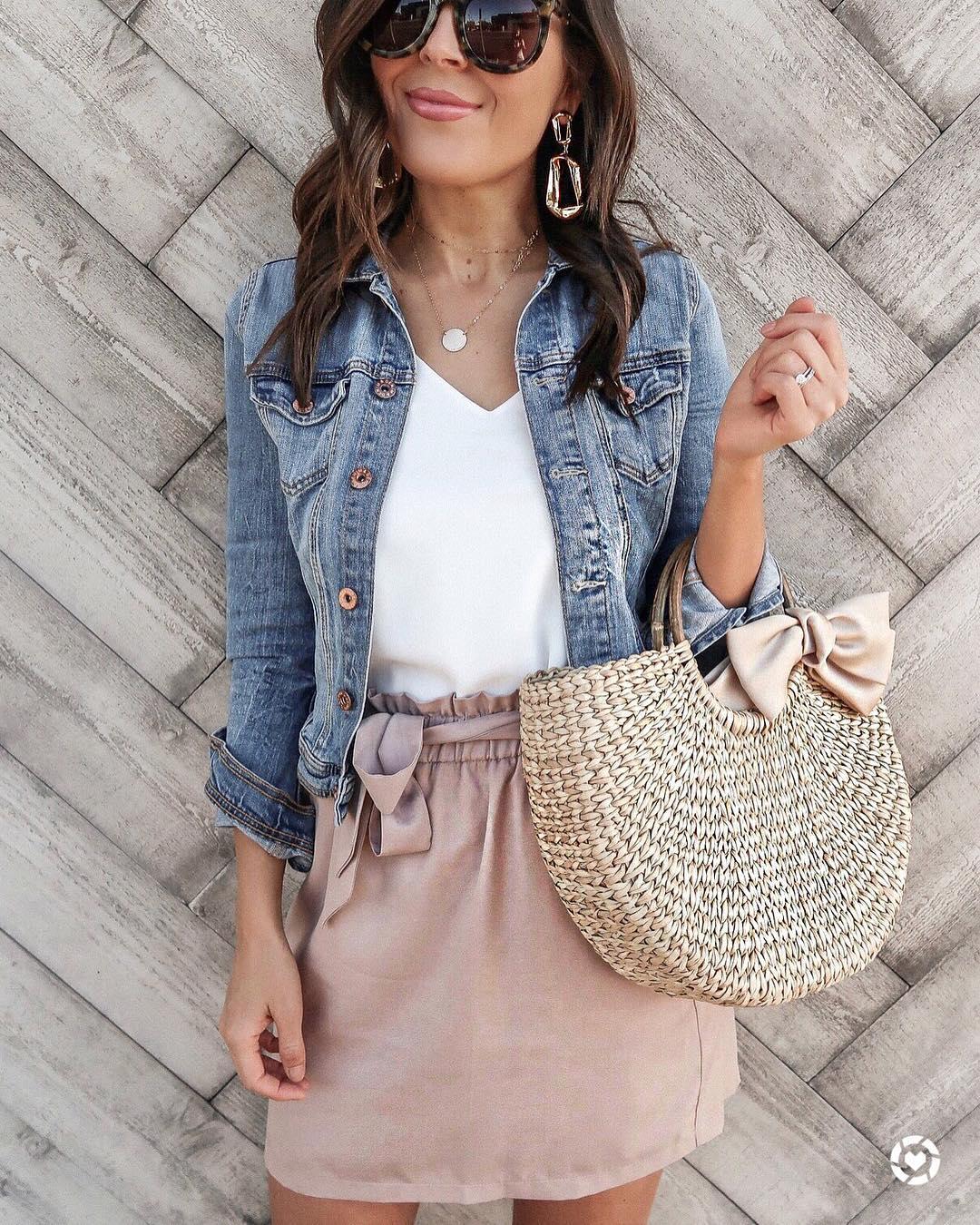topshop paperbag miniskirt nordstrom briebemisrearick