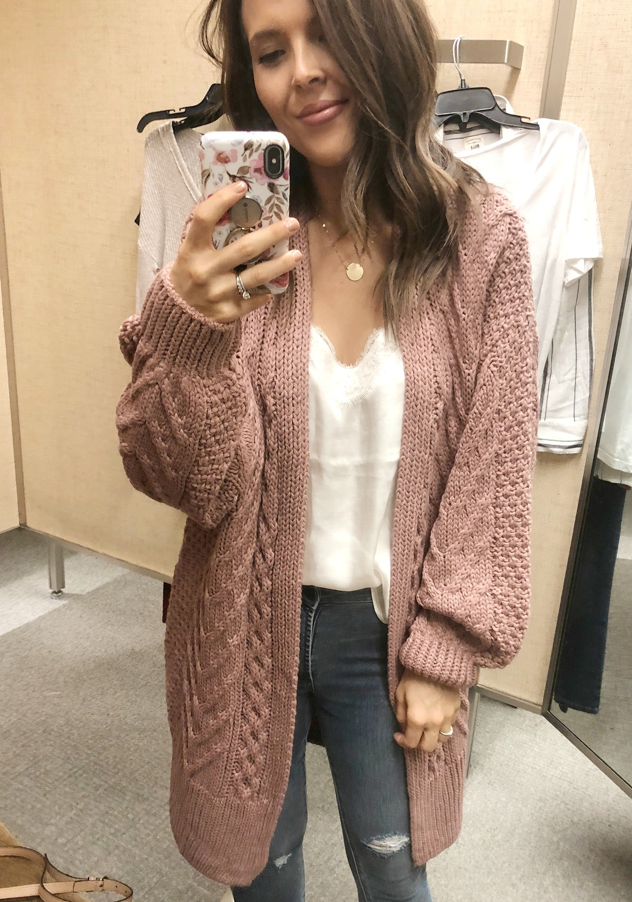 nordstrom anniversary sale topshop long open front cardi