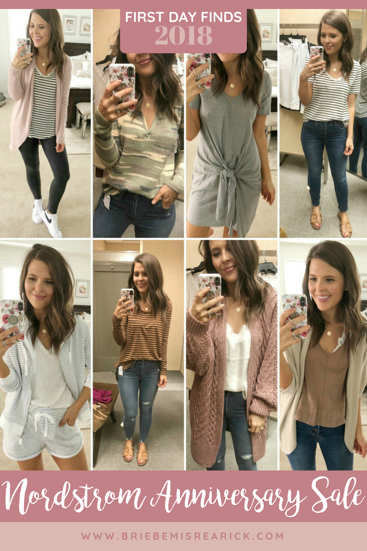 Nordstrom Anniversary Sale 2018: Try-on haul with my favorite items!