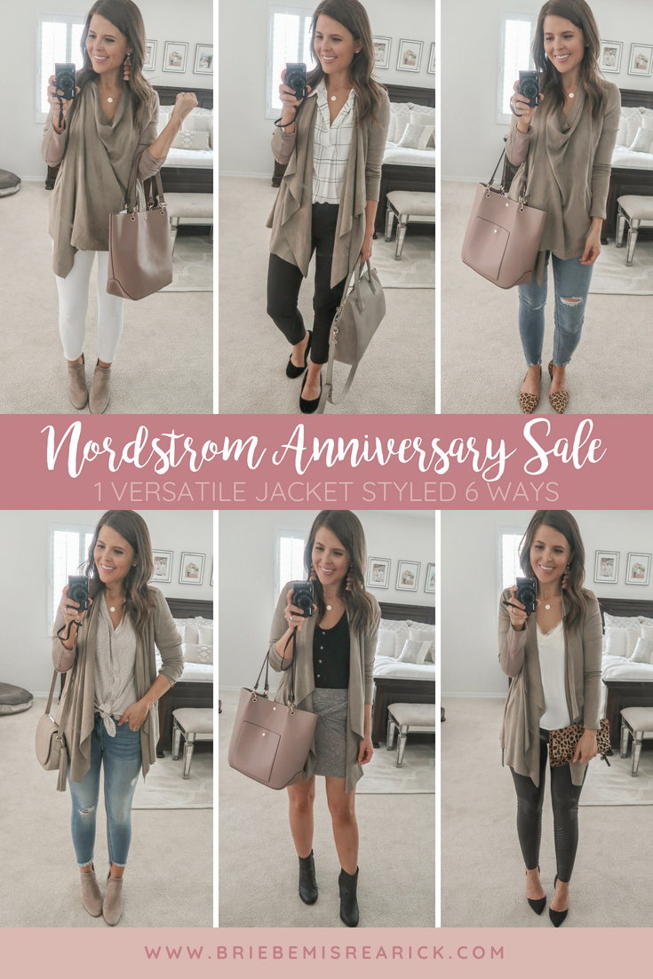 Nordstrom Anniversary Sale 2018: My Favorite Item Styled 6 Ways