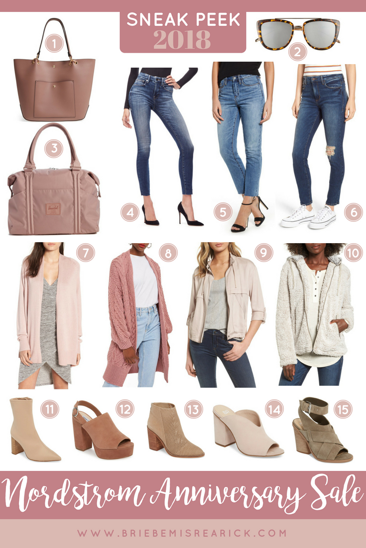 Nordstrom Anniversary Sale 2018 Sneak Peek