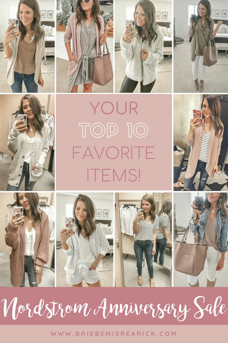 a6db3129372 Nordstrom Anniversary Sale 2018  YOUR Top 10 Favorite Items