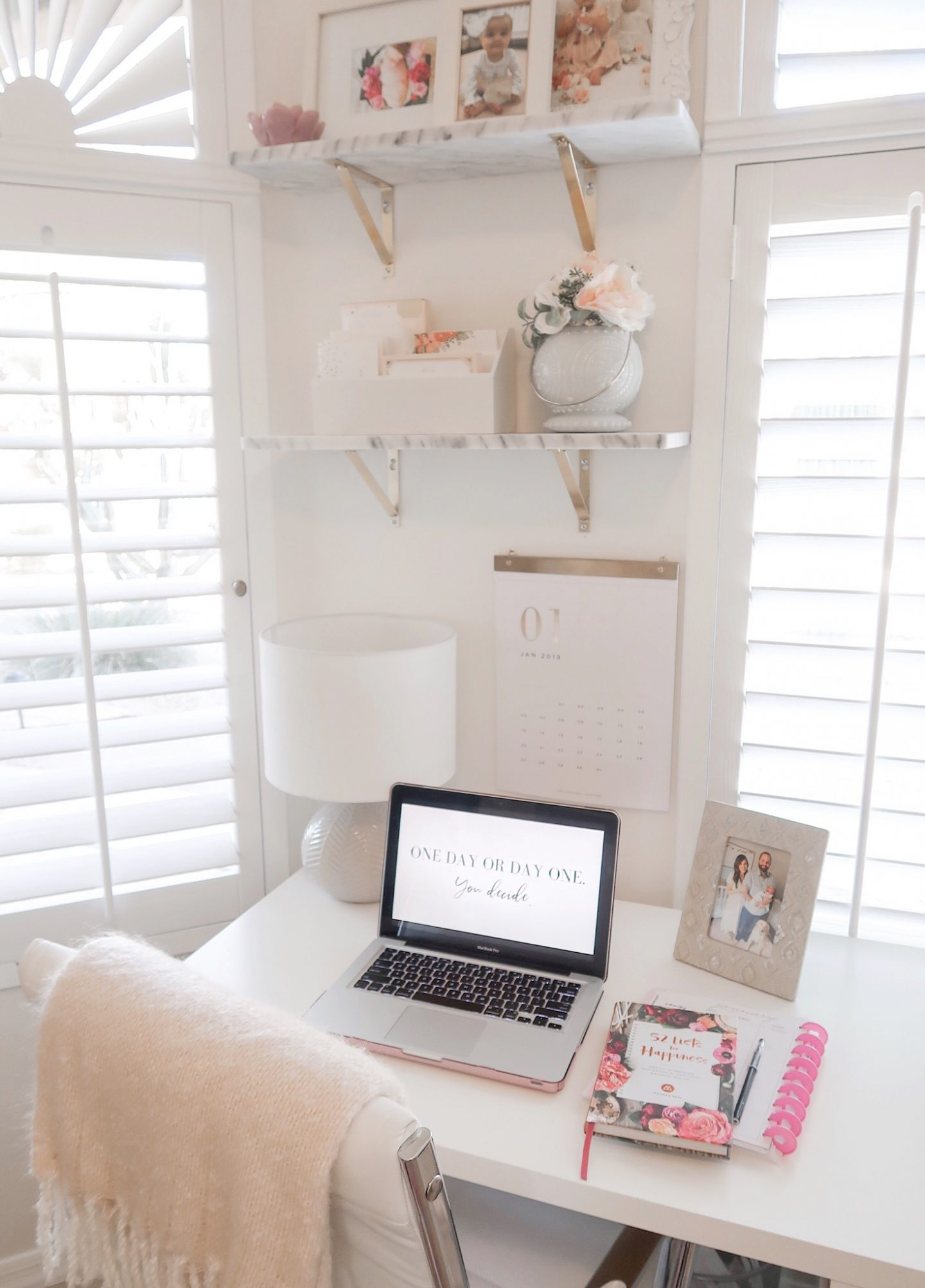 January Goals + Why I'm Not Doing Year-Long Resolutions