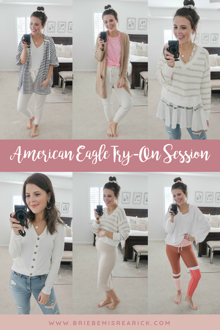 American Eagle Try-On Session