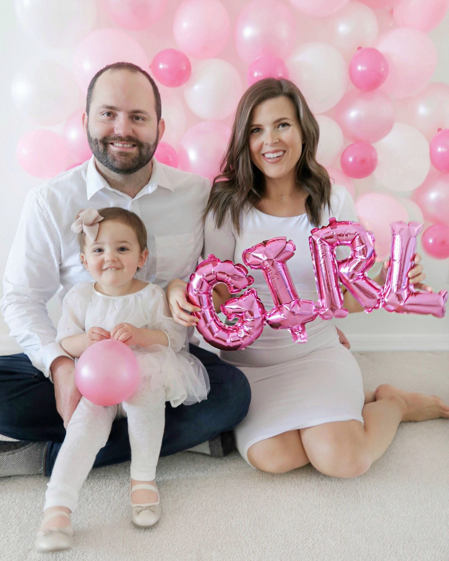 baby gender reveal girl
