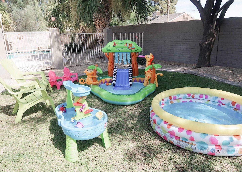 brie bemis rearick safari girl birthday party summer tropical inspiration