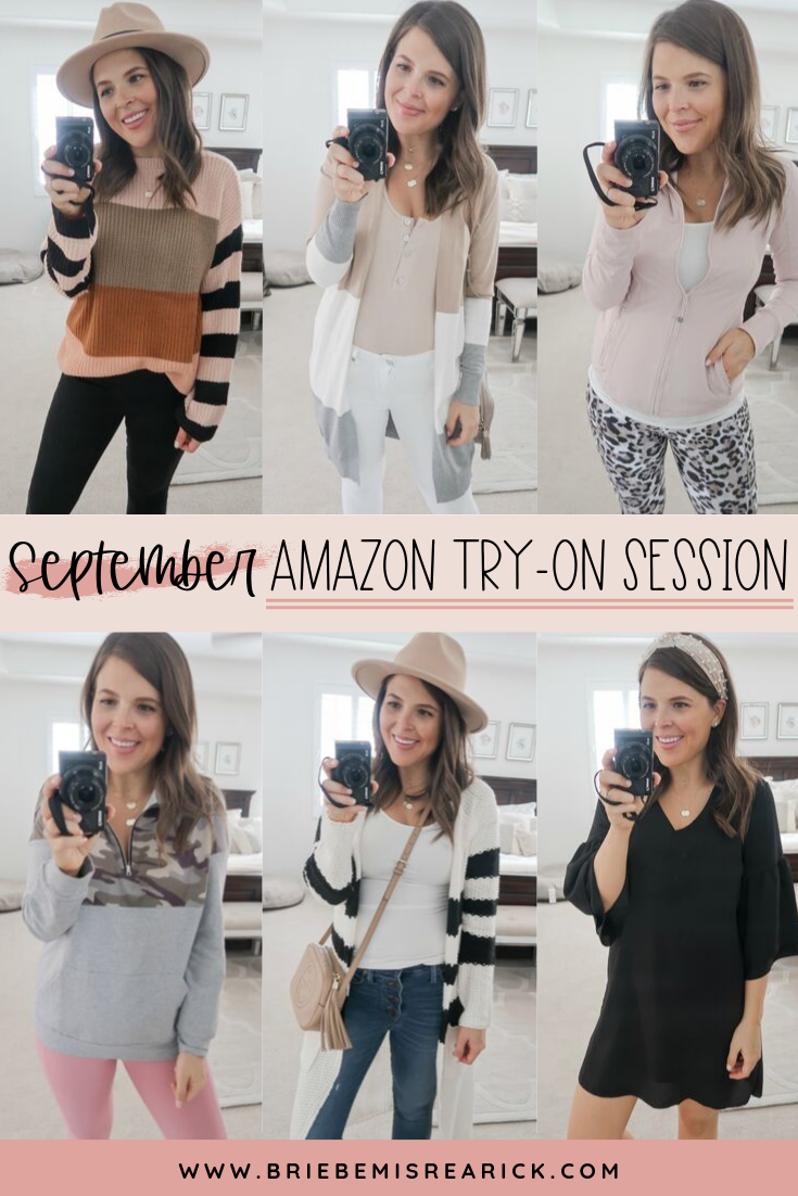 september amazon try-on session