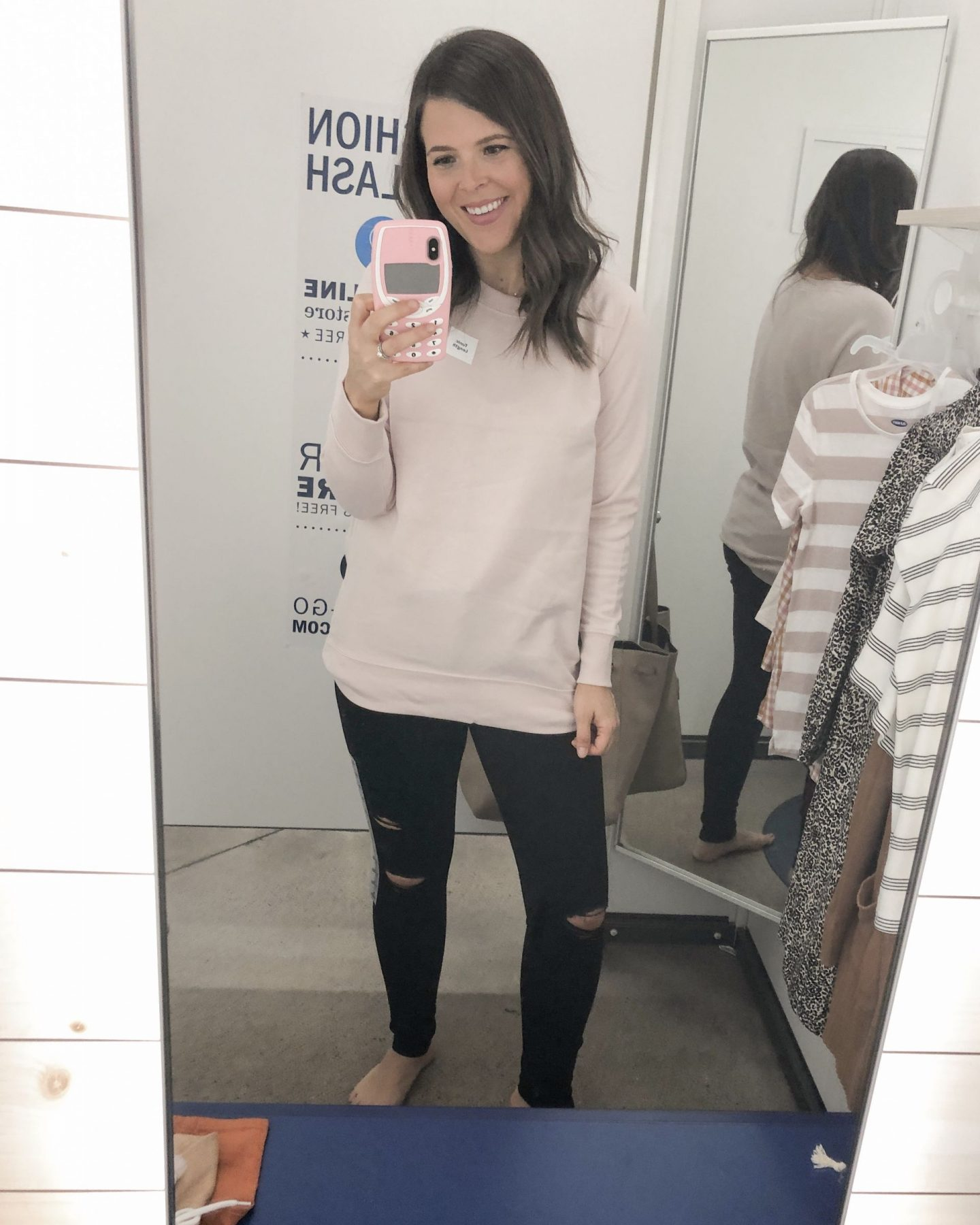 old navy fall fashion pullover