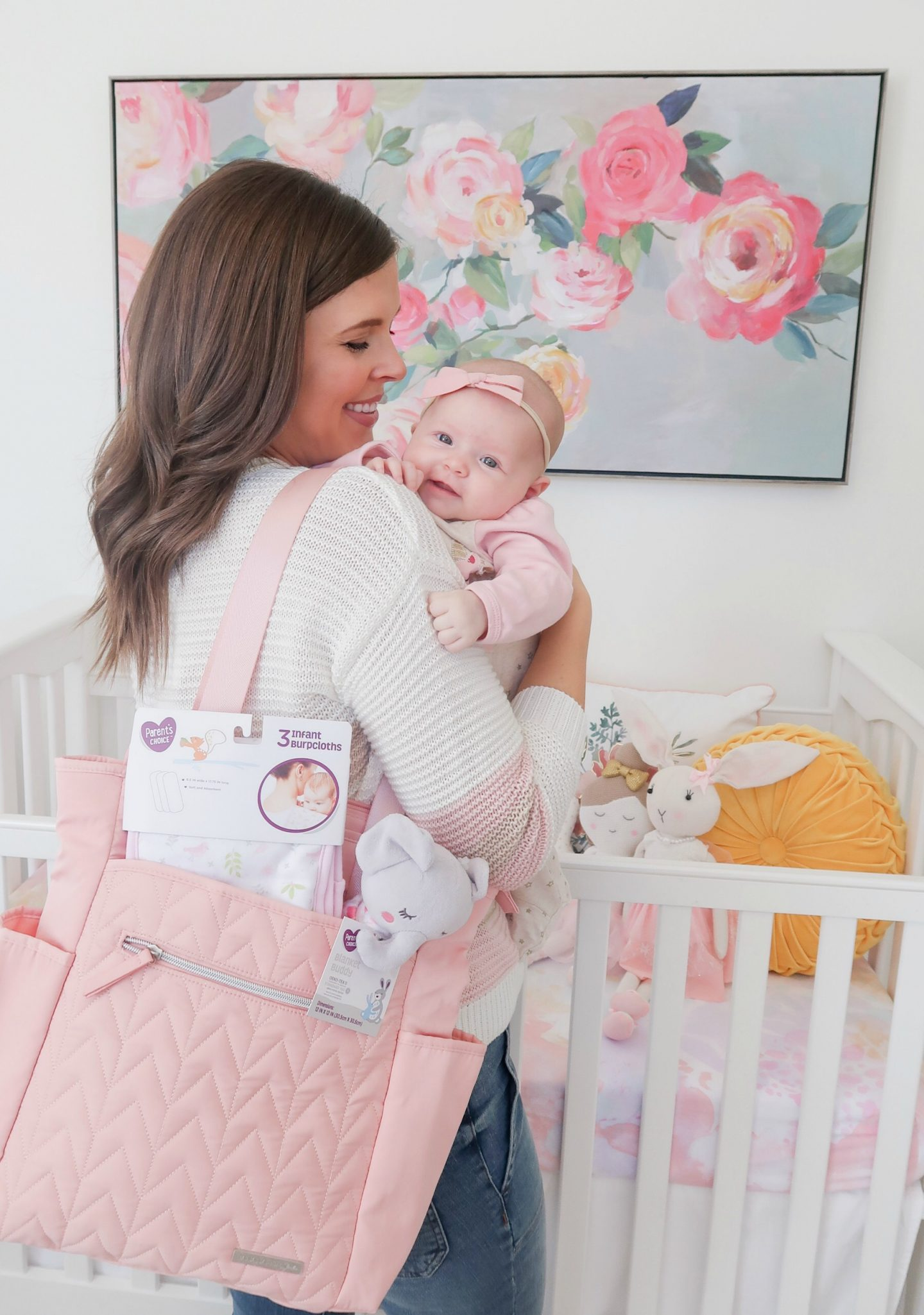What's in my Diaper Bag with Walmart