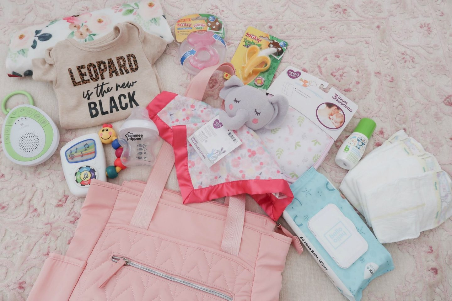 Walmart Diaper Bag Must Have Products