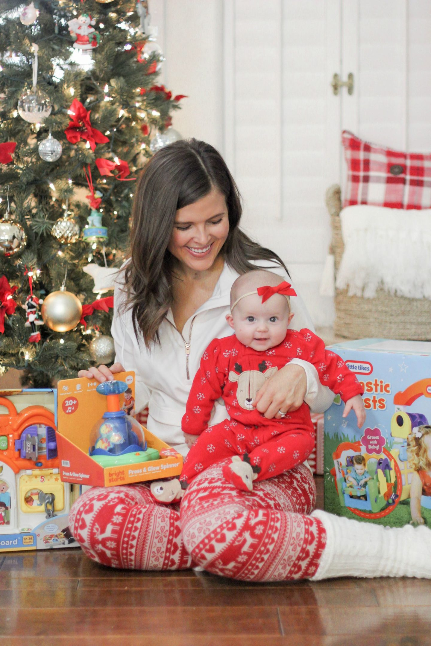 Holiday Gifts for Babies with Walmart