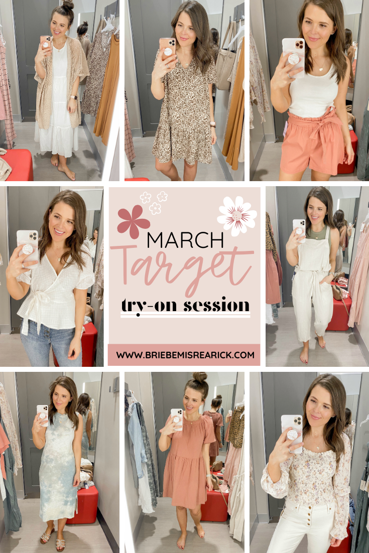 target spring try-on session march 2020 brie bemis rearick