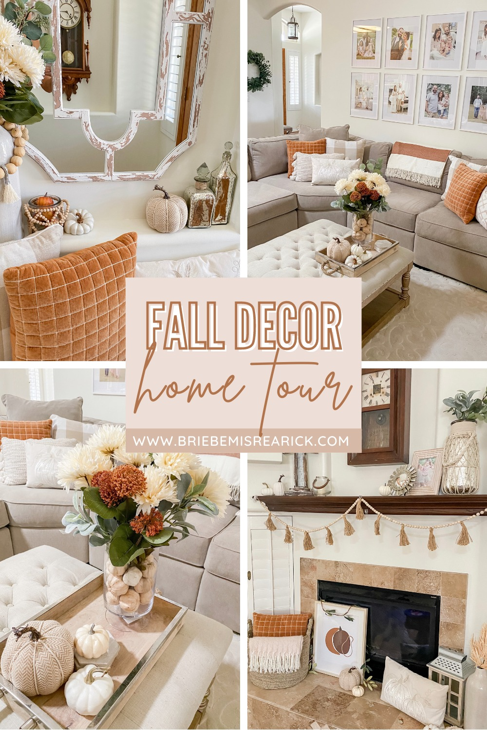 2020 fall decor home tour