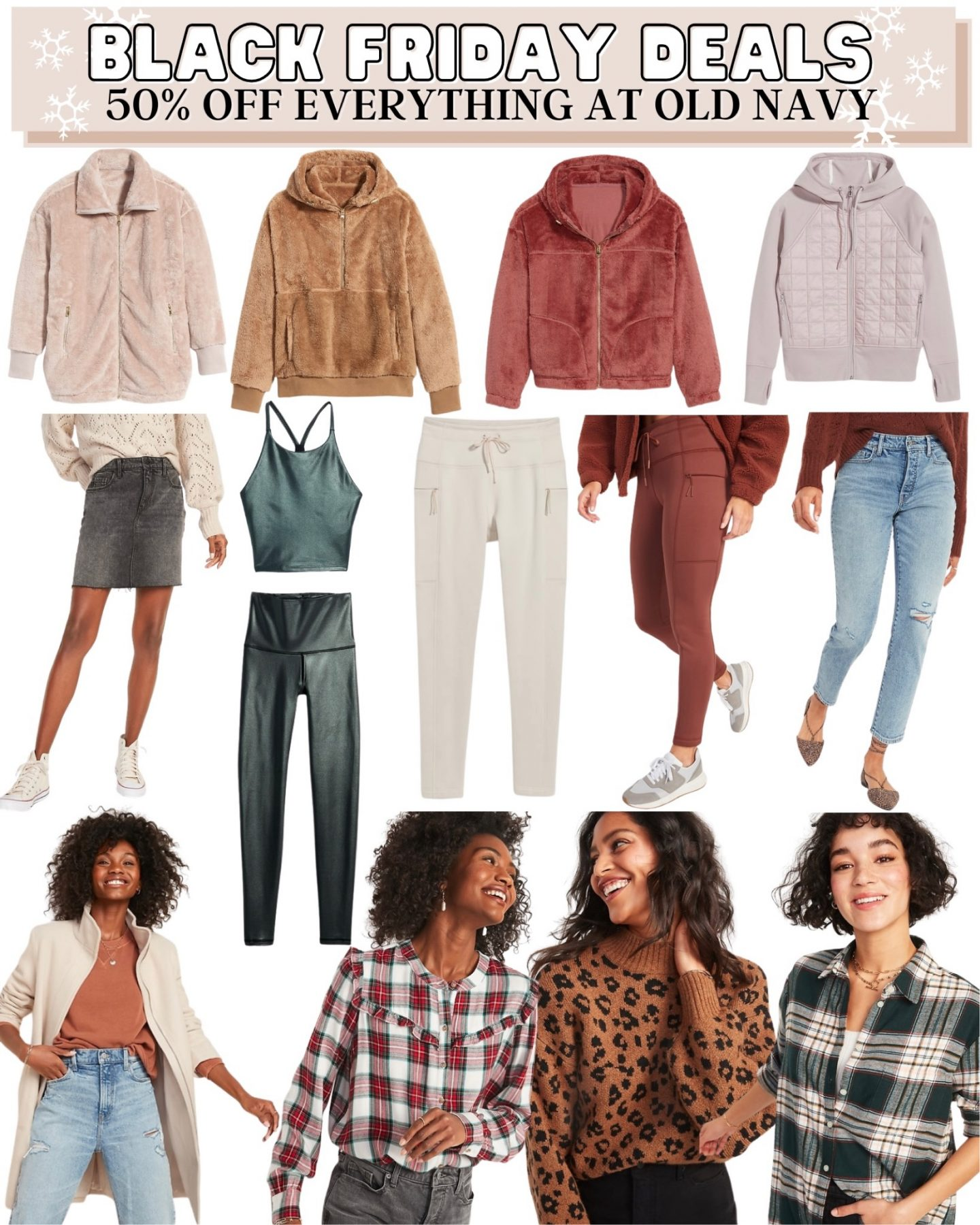 Black Friday sale old navy